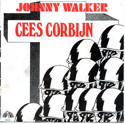 "CEES CORBIJN ""Johnny Walker"""