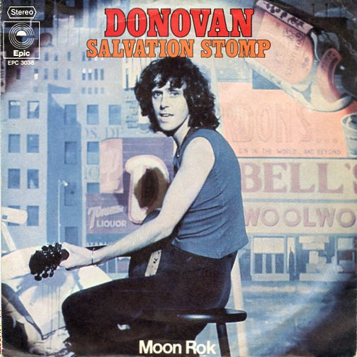 "DONOVAN ""Salvation stomp"""