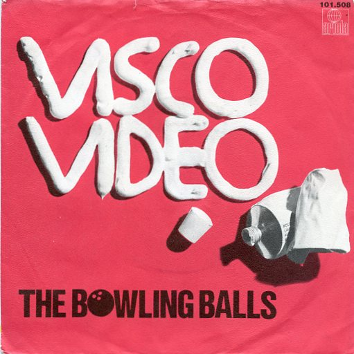 "BOWLING BALLS ""Visco video"""