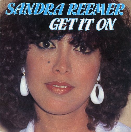 "SANDRA REEMER ""Get it on"""
