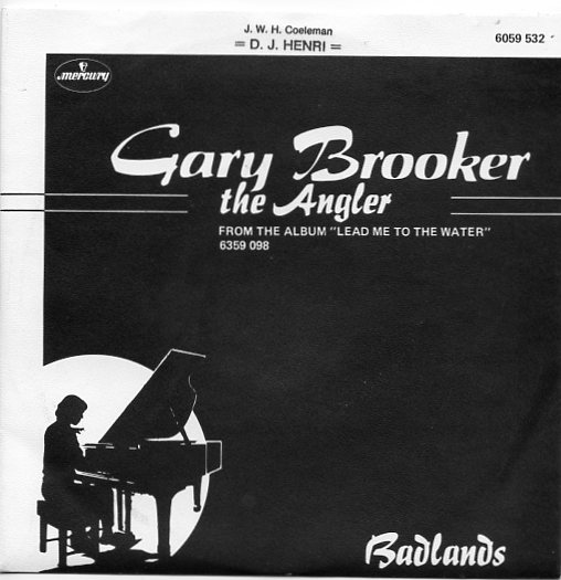 "GARY BROOKER ""The angler"""