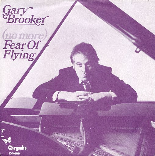 "GARY BROOKER ""No more fear of flying"""