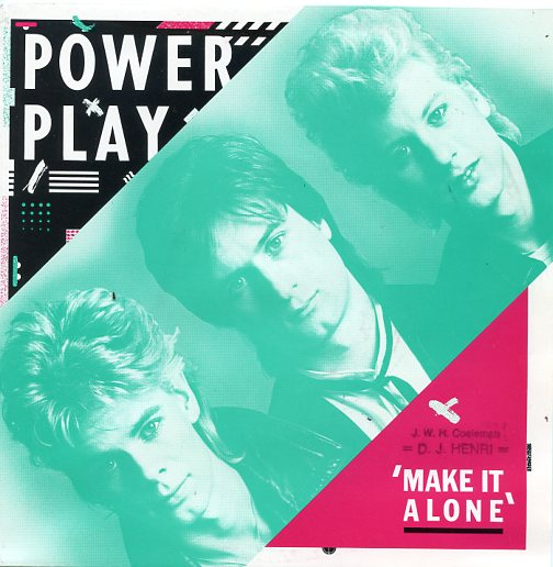 "POWERPLAY ""Make it alone"""