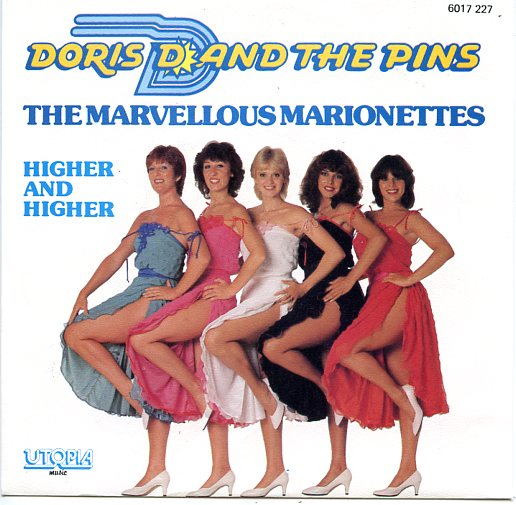 "DORIS D & THE PINS ""The marvellous marionettes"""