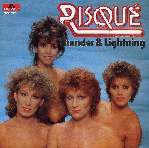 "RISQUE ""Thunder & lightning"""