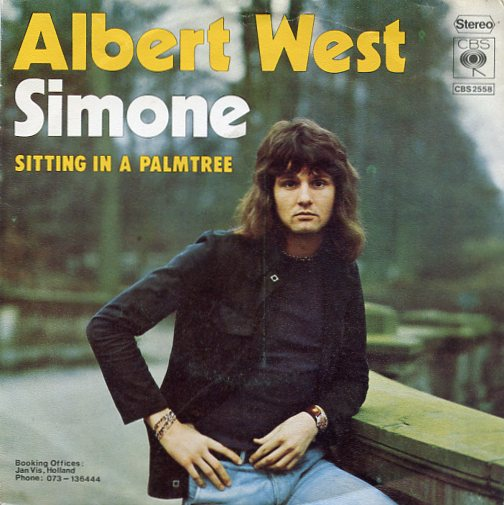 "ALBERT WEST ""Simone"""