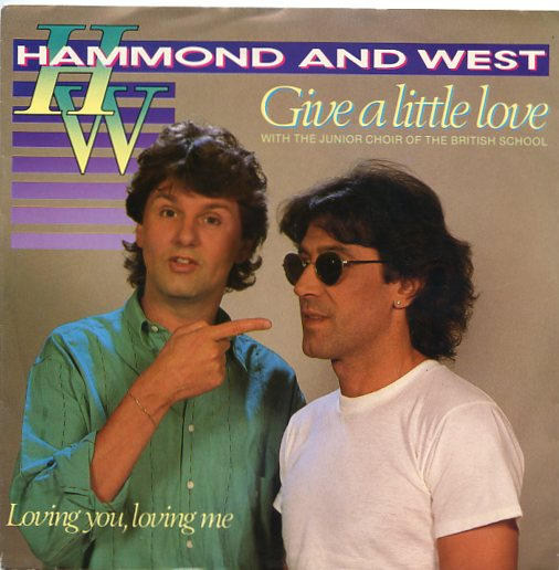 "ALBERT WEST & ALBERT HAMMOND ""Give a little love"""