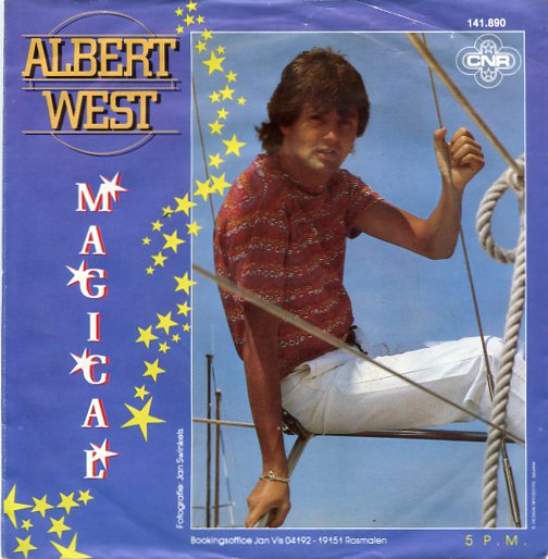 "ALBERT WEST ""Magical"""