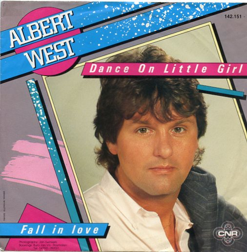 "ALBERT WEST ""Dance on little girl"""