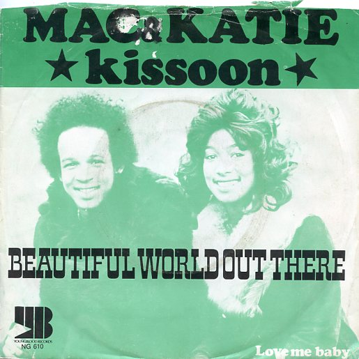 "MAC & KATIE KISSOON ""Beautiful world out there"""