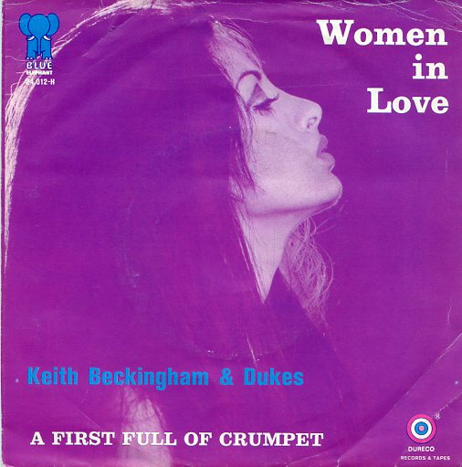 "BLUE ELEPHANT 24.012 KEITH BECKINGHAN ""Women in love"""