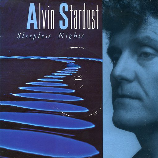 "ALVIN STARDUST ""Sleepless nights"""
