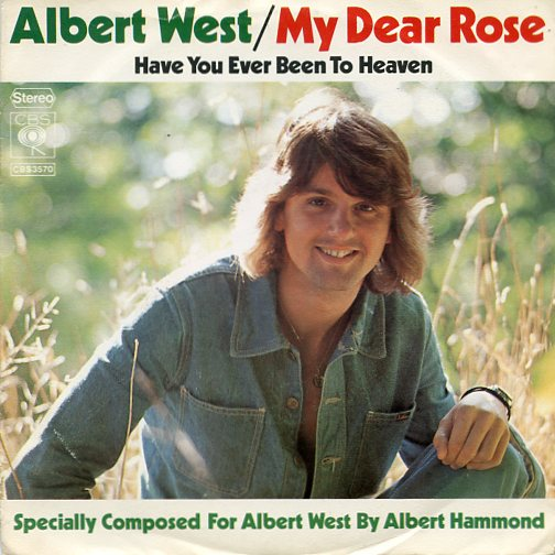 "ALBERT WEST ""My dear Rose"""