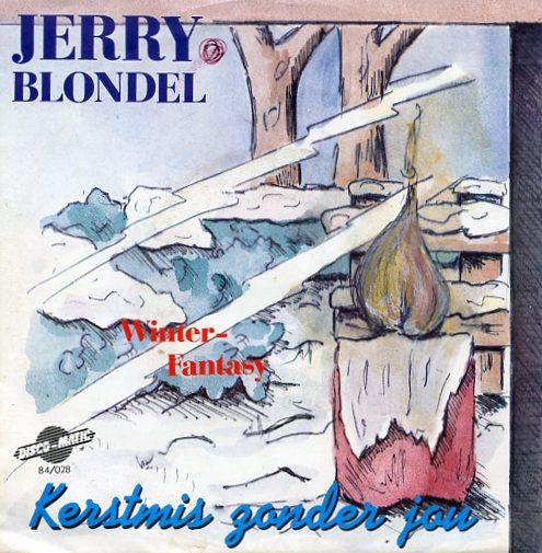 Jerry Blondel Kerstmis Zonder Jou 55 731 2 00 Plaatzegel Nl