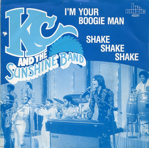 "K.C. & the SUNSHINE BAND ""I'm your Boogie man"" (brmusic)"