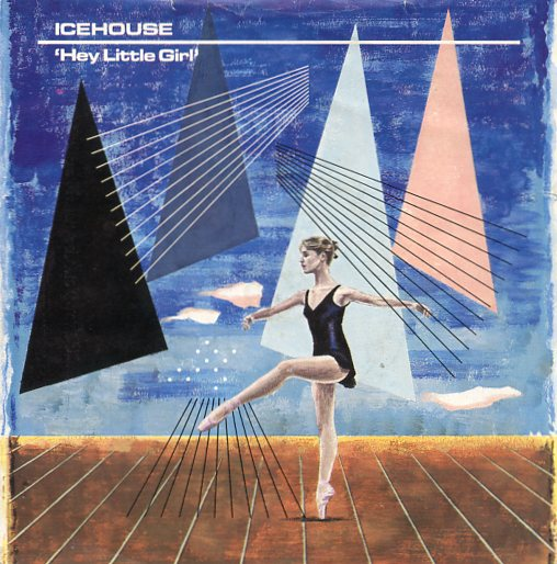 "ICEHOUSE ""Hey little girl"" (eng)"