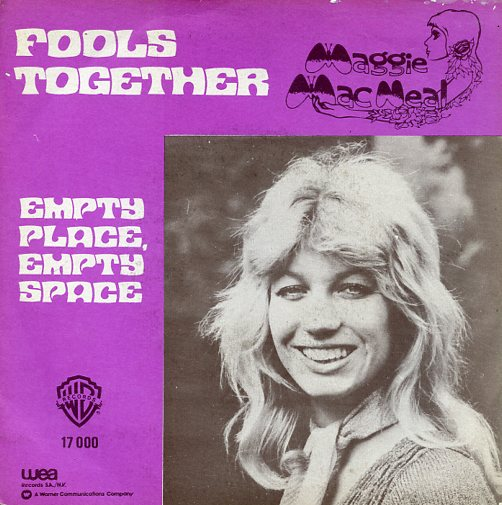 "MAGGIE MacNEAL ""Fools together"" (b)"