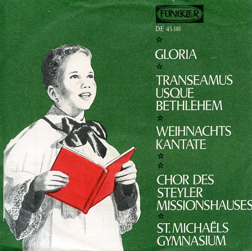 "CHOR DES STEYLER MISSIONSHAUSES ""Gloria"" EP"