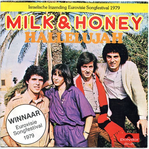 "MILK & HONEY ""Hallelujah"" 1979"