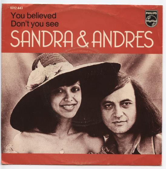 "SANDRA & ANDRES ""You believed"""
