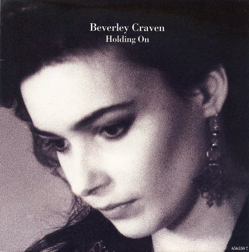 "BEVERLEY CRAVEN ""Holding on"""