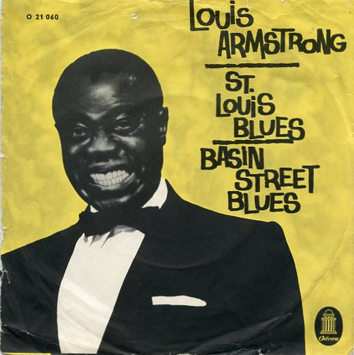 "LOUIS ARMSTRONG ""St. Louis Blues"""