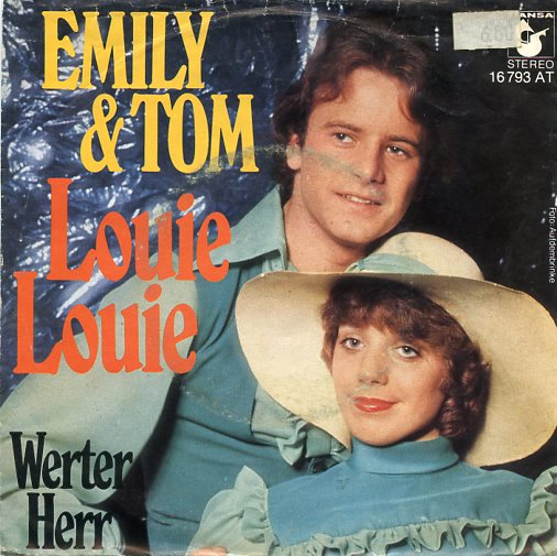"EMILY & TOM ""Louie Louie"""
