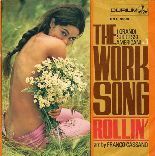 "FRANCO CASSANO ""The work song"""
