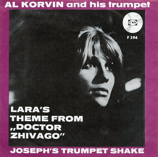 "AL KORVIN ""Lara's theme from Doctor Zhivago"""