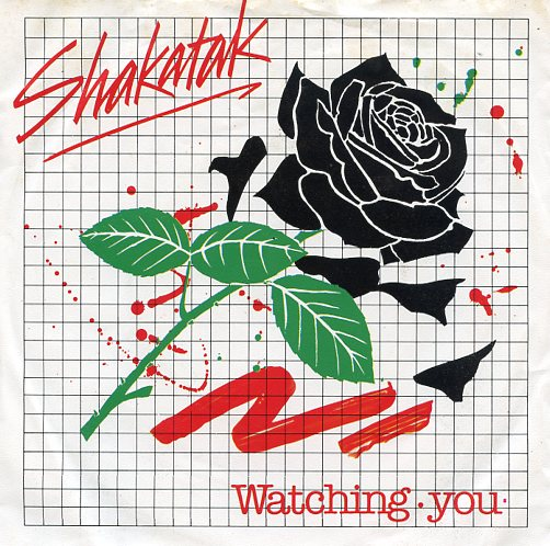 "SHAKATAK ""Watching you"""
