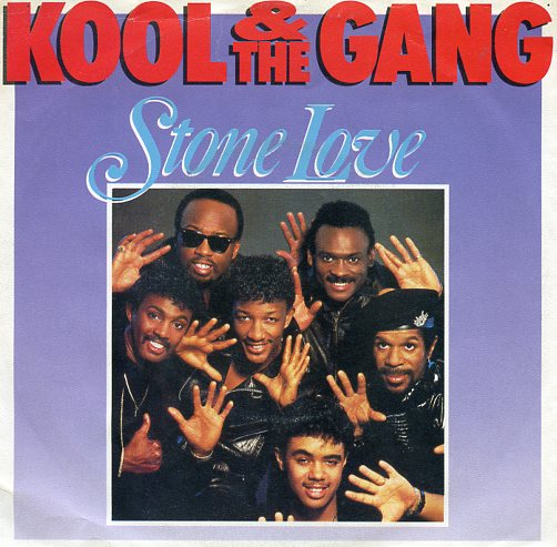"KOOL & THE GANG ""Stone love"""