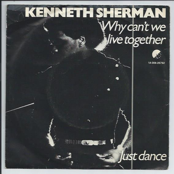 "KENNETH SHERMAN ""Just dance"""