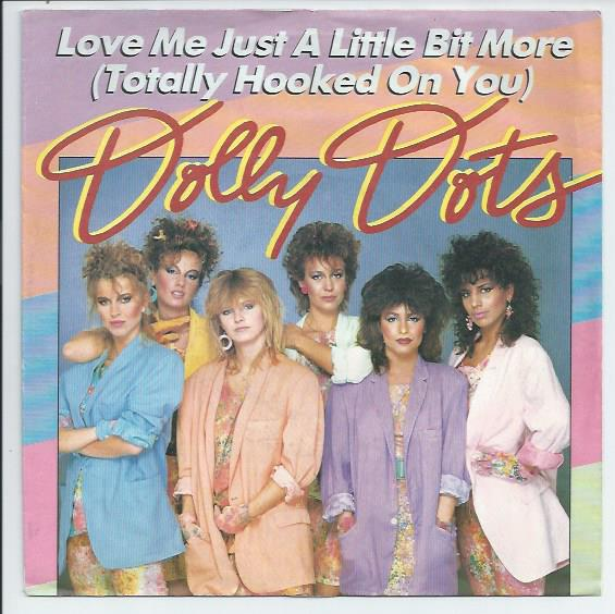"DOLLY DOTS ""Love me just a little bit more"""