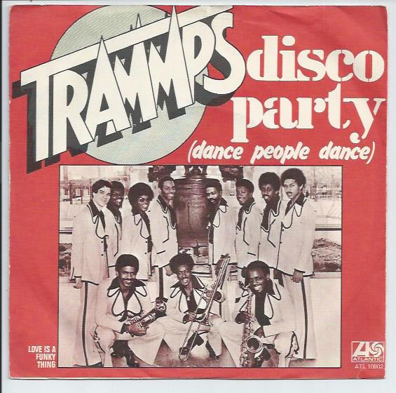 "TRAMMPS ""Disco Party"""