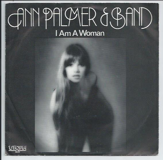 "ANN PALMER & BAND ""I'm a woman"""
