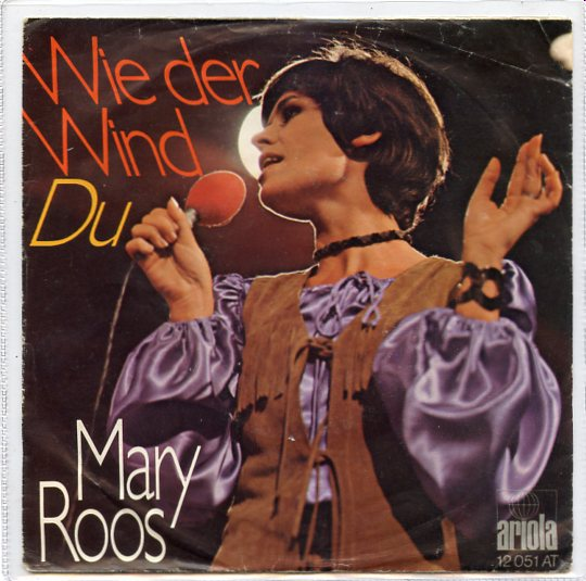 "MARY ROOS ""DU (I who have nothing)"""
