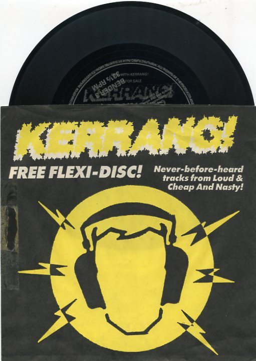"Kerrang ""BENDYNOIZE 3"" (Flexi-disc)"