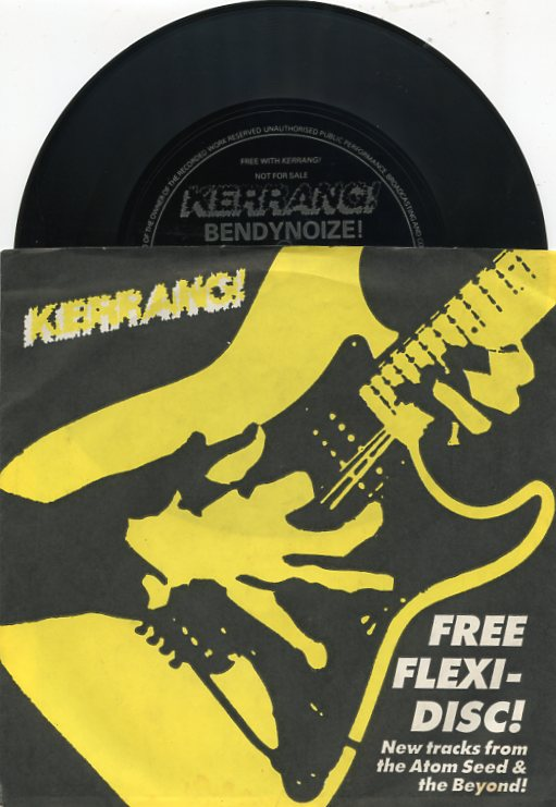 "Kerrang ""BENDYNOIZE 2"" (Flexi-disc))"