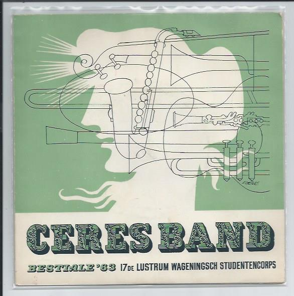 "CERES BAND ""Bestiale '63"" EP"