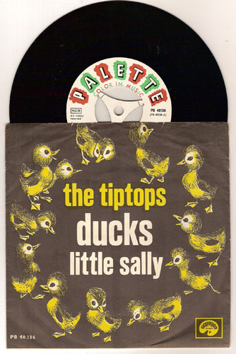 "TIPTOPS ""Ducks"""