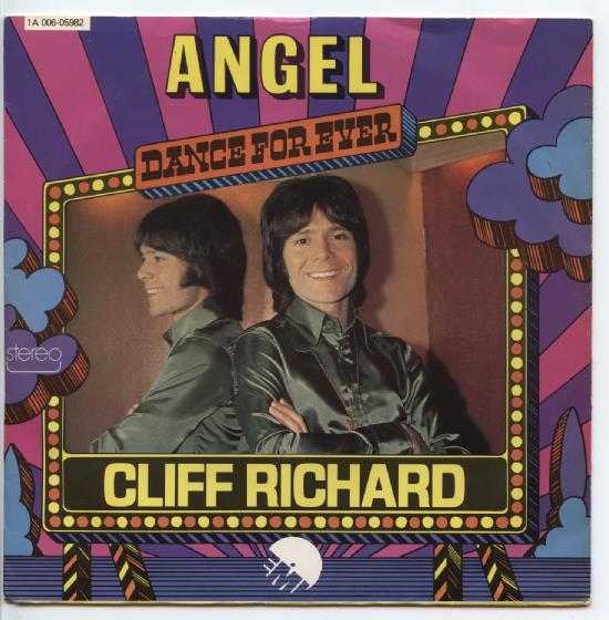 "CLIFF RICHARD ""Angel"" (Dance for Ever)"