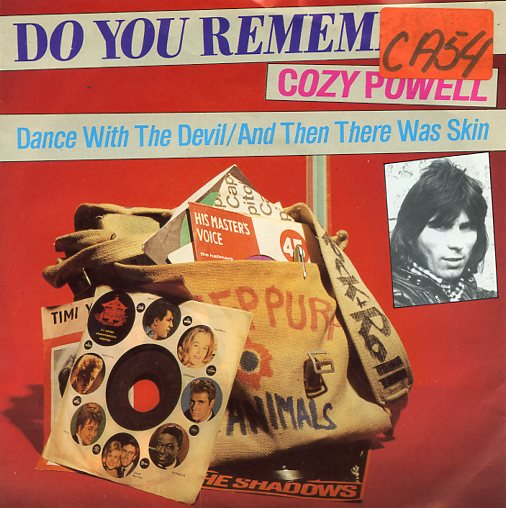 "Do you remember COZY POWELL ""Dance with the devil"""
