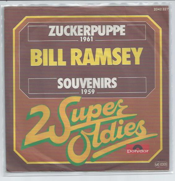 "2 Super Oldies ""BILL RAMSEY"" (jb)"