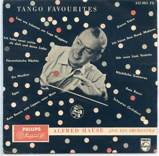 "ALFRED HAUSE ""Tango Favourites"""