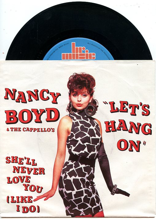"NANCY BOYD ""Let's hang on"""
