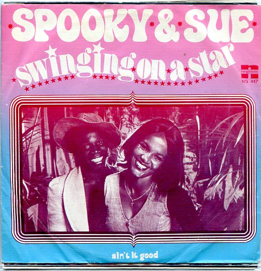 "SPOOKY & SUE ""Swinging on a star"""