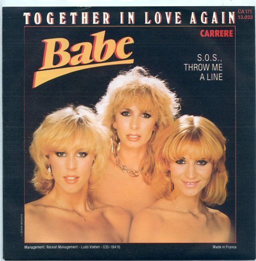 "BABE ""Together in love again"""