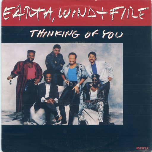 "EARTH, WIND & FIRE ""Thinking of you"""