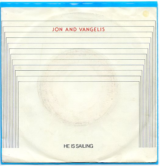 "JON & VANGELIS ""He is sailing"""