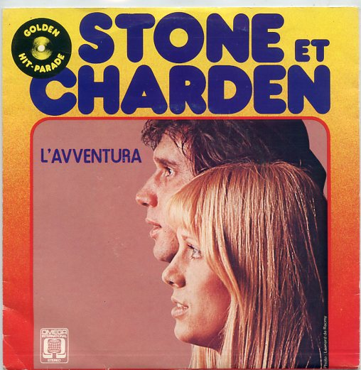 "Golden Hit Parade STONE & CHARDEN ""L'avventura"""